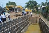 Dự án Hệ thống thoát nước mưa suối Lồ Ồ: Có mặt bằng đến đâu thi công đến đó