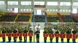 Quân đoàn 4: Bế mạc hội thao cấp quân đoàn năm 2019