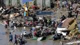 Động đất 7 độ tại Indonesia, nguy cơ xảy ra sóng thần