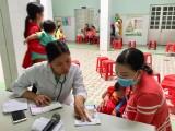 Dự án cải thiện tình trạng dinh dưỡng trẻ em: Góp phần nâng cao tầm vóc trẻ em
