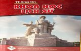 Tập san Khoa học lịch sử số 55: Đọc để hiểu thêm nhiều nhân vật lịch sử