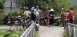 Điều tra vụ việc nam thanh niên ngồi chết trên xe máy