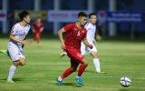Cầu thủ Bình Dương ghi điểm với HLV Park Hang Seo