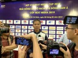 Vietnam ready to face Malaysia in AFF U18 Championship