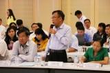 Lãnh đạo tỉnh tiếp xúc các hiệp hội ngành, hàng và doanh nghiệp