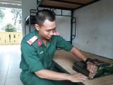 Nguyễn Quang Phương: Tấm gương rèn luyện, trưởng thành trong quân ngũ