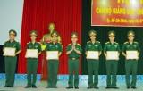 Sư đoàn 9, Quân đoàn 4: Nâng cao năng lực cán bộ giảng dạy chính trị qua hội thi