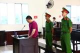 Nhận 27 năm tù cho 3 hành vi phạm tội