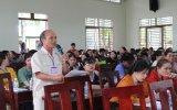 Trại giam An Phước tổ chức hội nghị gia đình phạm nhân