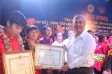 Tôn vinh, khen thưởng 121 gia đình, cá nhân hiến máu tình nguyện tiêu biểu