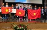 Việt Nam giành 1 huy chương vàng, 3 huy chương bạc tại IOAA 2019