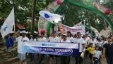 胡志明市:3000多人参加为橙毒剂受害者步行活动