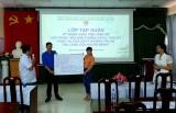 Đoàn cơ sở Sở Y tế: Mở lớp tập huấn kỹ năng giao tiếp, ứng xử