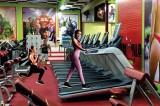 GYM - Thu hút nhiều người tham gia tập luyện