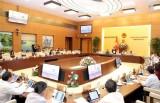 Ủy ban Thường vụ Quốc hội bắt đầu xem xét năm dự án Luật