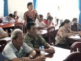 Đại biểu HĐND tỉnh tiếp xúc cử tri phường Tân An, TP.Thủ Dầu Một