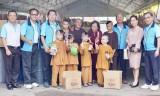 Hiệp hội thương gia Đài Loan: Trao  tặng 5.000 phần quà cho trẻ em, người tàn tật