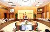 15 bộ trưởng trả lời chất vấn tại phiên họp Ủy ban Thường vụ Quốc hội