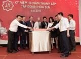Tập đoàn Hoa Sen 18 năm phát triển vững bền