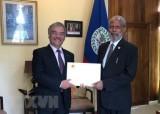 Governor General of Belize impressed by Vietnam's development