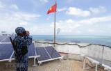 Vietnam respects int'l law during marine sovereignty safeguarding: official