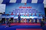 Thị đoàn Dĩ An: Ra mắt Chi đoàn Công ty TNHH Long Thuận