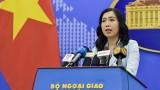 越南坚决和坚持维护本国正当与合法权益
