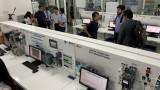 应用工业4.0技术智能工厂实验室正式落成