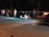 Một người bị đánh chết khi va chạm xe máy trên đường