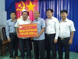 Binh Duong supports VND2billion for flood-hit localities