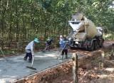 油汀县清安乡提前达到典型新农村标准
