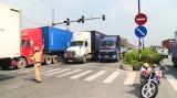 TP.Thủ Dầu Một:  Nỗ lực phòng, chống  ùn tắc giao thông