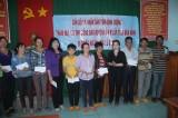 Bình Dương: Hỗ trợ đồng bào tỉnh Đăk Nông 300 triệu đồng bị thiệt hại do mưa lũ