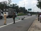 Truy tìm tài xế xe tải gây chết người rồi bỏ trốn