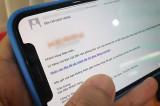 Giả email giao hàng phát tán mã độc tới dân văn phòng