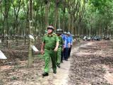 Nông trường Cao su Nhà Nai: Thực hiện hiệu quả công tác phối hợp bảo vệ an ninh trật tự