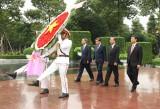 Lãnh đạo tỉnh dâng hương tưởng niệm các anh hùng, liệt sỹ
