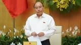 越南政府总理阮春福主持召开国家财政预算工作会议