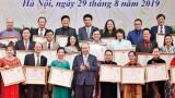 阮春福总理:让文化成为经济发展的基础和国家的内在力量