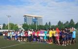 Khai mạc giải bóng đá truyền thống Cúp Công lý
