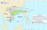 Áp thấp nhiệt đới sẽ đi vào biển Đông, có thể mạnh lên thành bão