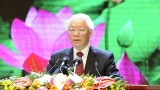 胡志明主席遗嘱实施50周年和胡伯伯逝世50周年国家级纪念典礼在河内举行