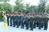 Quân đoàn 4: Dâng hương tưởng nhớ công ơn Chủ tịch Hồ Chí Minh và các anh hùng liệt sĩ