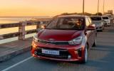 Trường Hải sắp bán xe mới cạnh tranh Vios