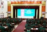 Quân đoàn 4: Tập huấn công tác phổ biến, giáo  dục pháp luật năm 2019