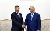 Thủ tướng tiếp Bộ trưởng Dầu mỏ kiêm Điện lực và Nước Kuwait