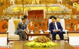 Hanoi beefs up cooperation with Indian localities