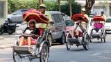 国庆节放假期间岘港市接待游客量大幅增长