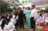 Lãnh đạo tỉnh dự khai giảng năm học mới 2019-2020