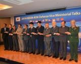 Việt Nam ủng hộ Hàn Quốc hợp tác quốc phòng toàn diện với ASEAN